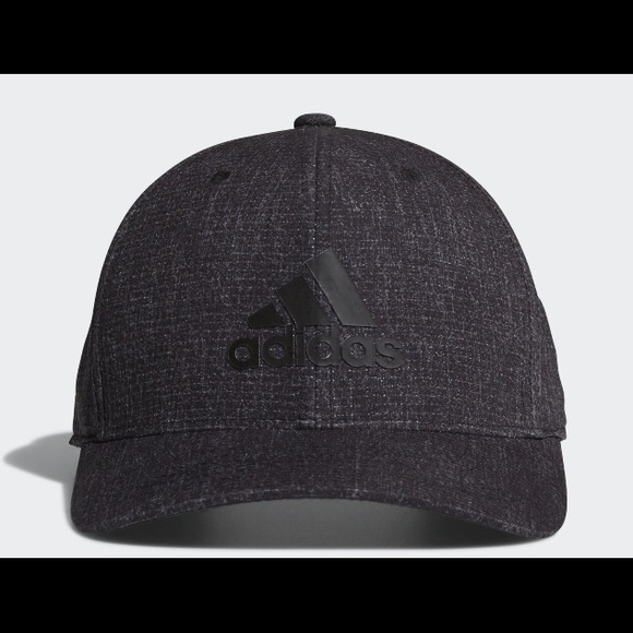 Adidas heather SnapBack golf hat cap 007ed93749fc